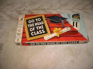 """""""Go to the Head of the Class"""" Series 11 West Island Greater Montréal image 1"""
