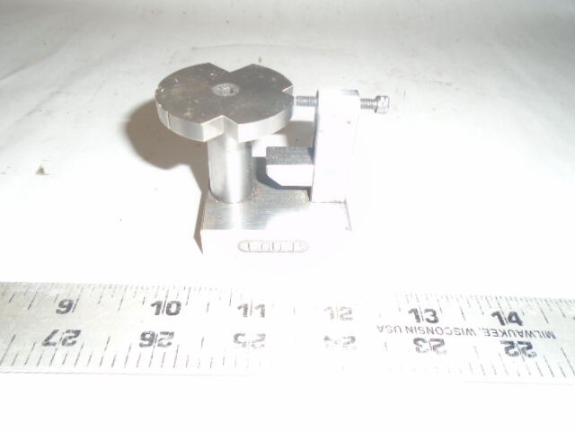 MACHINIST MILL LATHE Machinist Tool Makers Ground Block Fixture Adjustable
