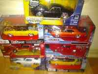 17 die cast cars Trans Am and Firebird $20 each