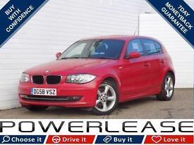 2009 58 BMW 1 SERIES 1.6 116I EDITION ES 5D �78 PER MONTH