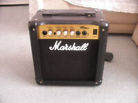 Marshall MG 10CD Guitar Amp EXCELLENT CONDITION