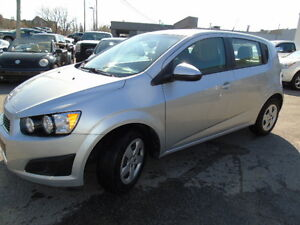 2014 Chevrolet Sonic /AUTO,AIR,BLUETOOTH,We Finance Everyone!!
