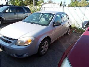 2007 Chevrolet Cobalt LS manual shift as-traded as-is