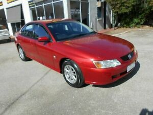 2004 Holden Commodore VY II Acclaim Maroon 4 Speed Automatic Wagon Woodville Charles Sturt Area Preview
