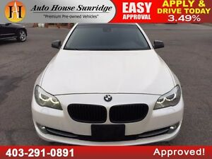 2011 BMW 535i NAVIGATION BACKUP CAMERA 90 DAYS NO PAYMENT