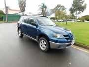 2003 Mitsubishi Outlander ZE LS Blue 4 Speed Sports Automatic Wagon Somerton Park Holdfast Bay Preview