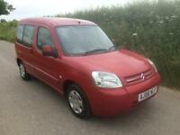 2006 06 CITROEN BERLINGO 1.4 MULTISPACE FORTE 5D 74 BHP