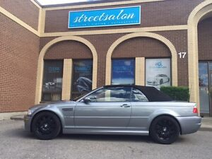 2004 BMW M3 Convertible (2 door)