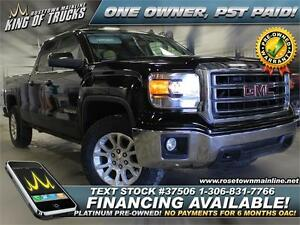 2014 GMC Sierra 1500 SLE Local | One Owner | PST Paid