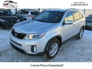 2014 Kia Sorento LX 4dr All-wheel Drive
