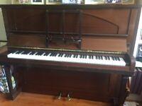 PIANO NEEDING GOOD HOME!