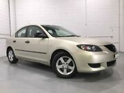 2005 Mazda 3 BK Neo Gold 4 Speed Auto Activematic Sedan Windsor Hawkesbury Area Preview