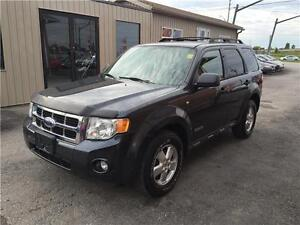 2008 Ford Escape XLT**4WD**CERTIFIED & E-TESTED**ONLY 169 KMS London Ontario image 4