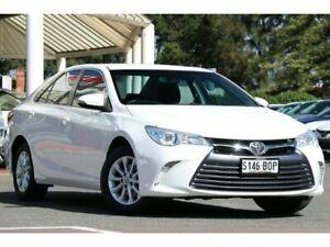 2017 Toyota Camry ASV50R Altise Diamond White 6 Speed Sports Automatic Sedan Christies Beach Morphett Vale Area Preview