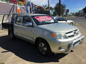 2007 Toyota Hilux GGN15R 06 Upgrade SR5 5 Speed Automatic Brooklyn Brimbank Area Preview