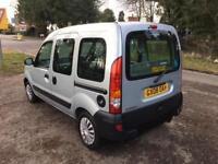 Renault Kangoo 1.2 SHOWROOM CONDITION DISABLED WHEELCHAIR WAV DISABILITY VEHICLE