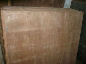 Plywood-cheap, walls, roofs,floor, sheds, etc.