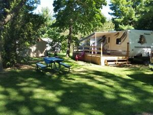 Camping Lot close to Pinery/Grand Bend