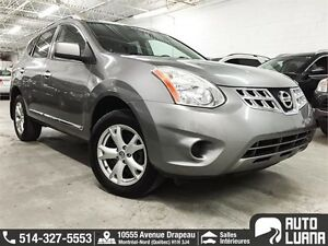 2011 Nissan Rogue SV MAGS/CAM/BLUETOOTH/SIEGE CHAUF/SUPER PROPRE