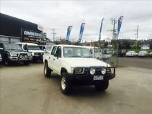 2001 Toyota Hilux KZN165R (4x4) 5 Speed Manual 4x4 Lilydale Yarra Ranges Preview