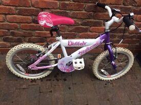 Girl's Raleigh Bike