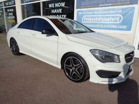 Mercedes-Benz CLA 180 1.6 ( 122bhp ) 2015 AMG Sport Full Merc S/H