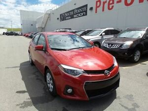 2015 Toyota Corolla S | Automatic | Bluetooth | Backup Camera