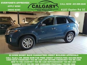 2014 Kia Sorento LX w/3rd Row *$99 DOWN 2 PAYSTUB GUARANTEED APP