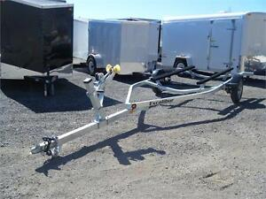 1850lb Single Axle Boat Trailer