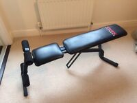 York Workout / Exercise Bench