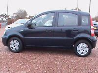 FIAT PANDA 1.1 ACTIVE ECO 5 DOOR BLUE £30 ROAD TAX 1 YEARS MOT