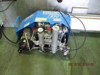 Holugt HL270 Air Compressor for Scuba Shop or Paintball or BA fire