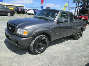 2008 Ford Ranger Sport-- EXT CAB  3.0L