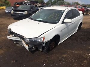 2009 Mitsubishi Lancer just in for parts at Pic N Save!