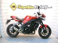 2010 60 TRIUMPH SPEED TRIPLE 1050
