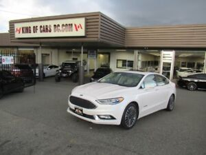 2017 Ford Fusion Hybrid PLATINUM WITH ACTIVE PARK ASSIST