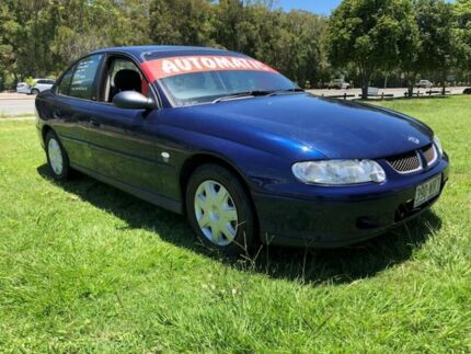 2002 Holden Commodore VX II Acclaim Blue 4 Speed Automatic Wagon Clontarf Redcliffe Area Preview