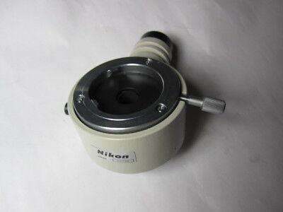 Nikon Vertical Illuminator For Optiphot Series Microscope