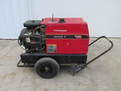 Lincoln Ranger 8 Portable Gas Welder Generator 115230v 225 Amp 8000w