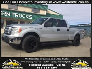 2011 Ford F150 XLT ~ 4x4 ~ 5.0L ~ Tow Pkg ~ Reduced ~ $161 b/w