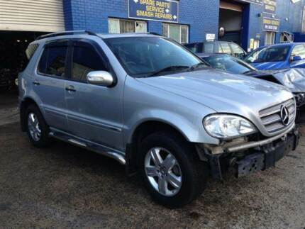 MERCEDES BENZ ML W163 SIDE STEPS ML270 ML320 ML430 ML500 ML55 Northmead Parramatta Area Preview
