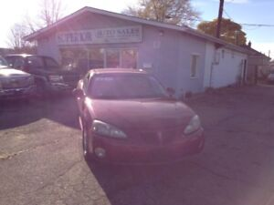 2004 Pontiac Grand Prix GT Fully Certified!