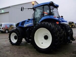 2012 New Holland T8.275 Tractor London Ontario image 3