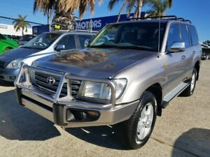 2004 Toyota Landcruiser UZJ100R GXL (4x4) Bronze 5 Speed Automatic Wagon Wangara Wanneroo Area Preview