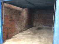 Garage to let Powderham Crescent