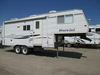 2001 Westwind WW243 Fifth Wheel