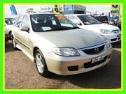 2003 Mazda 323 BJ II-J48 Astina Shades Gold 5 Speed Manual Hatchback Minchinbury Blacktown Area Preview