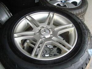 "14"" to 19"" All Season & Winters, Steels & Alloys BMW Benz Audi S Cambridge Kitchener Area image 2"