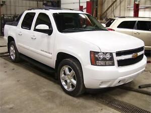 2009 Chevrolet Avalanche LT Engine has 152000 kms
