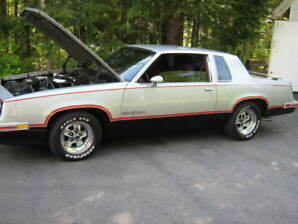 84 Hurst Olds may trade plus $$